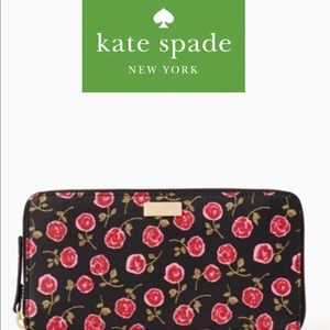 Kate spade Laurel Way Hazy Rose Wallet